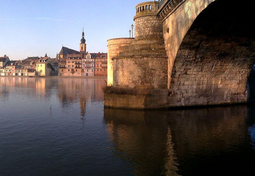 Alte Mainbrücke Kitzingen