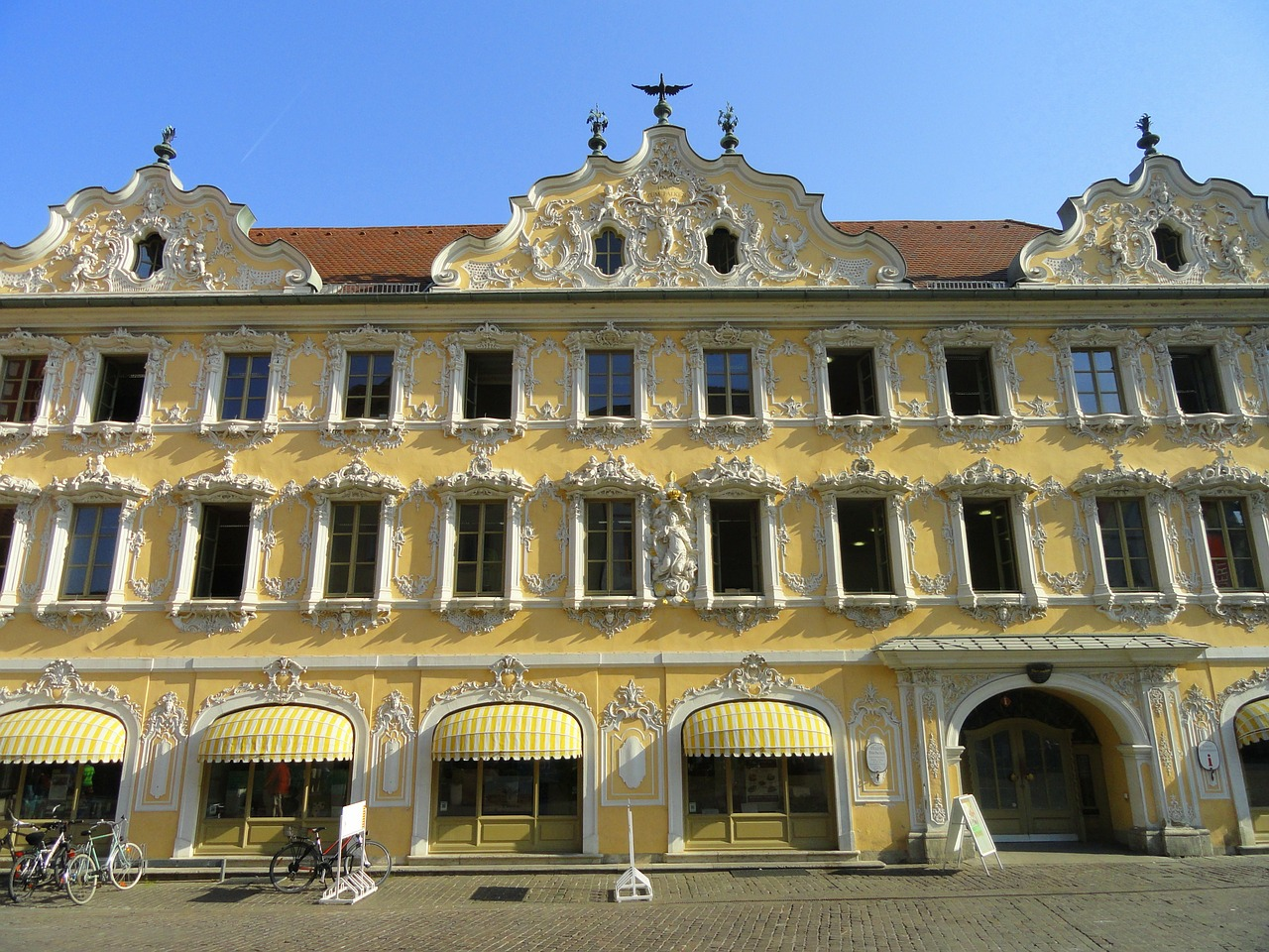 Falkenhaus Würzburg
