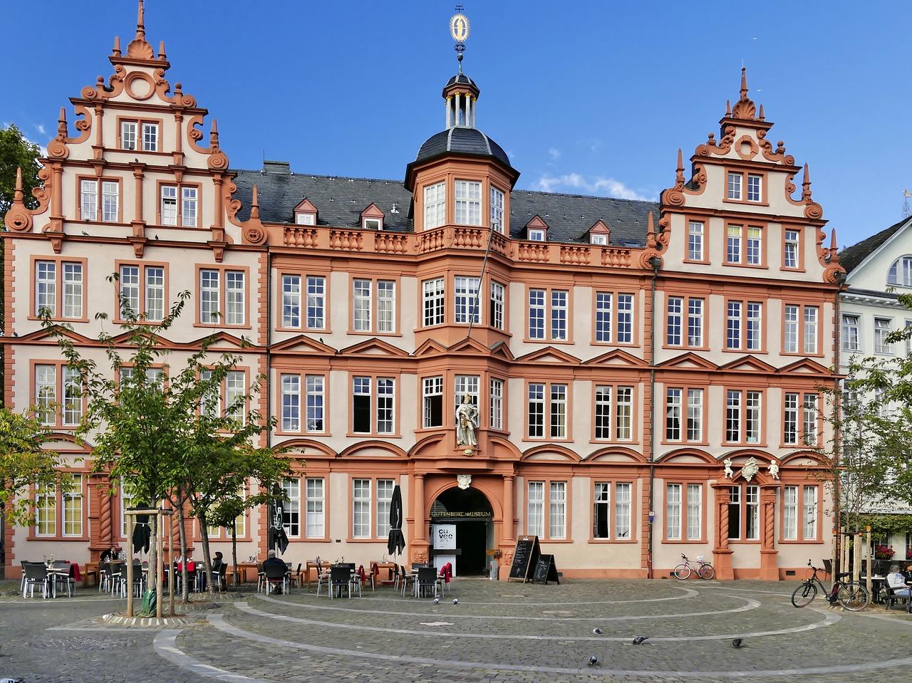 Gutenbergmuseum-Mainz