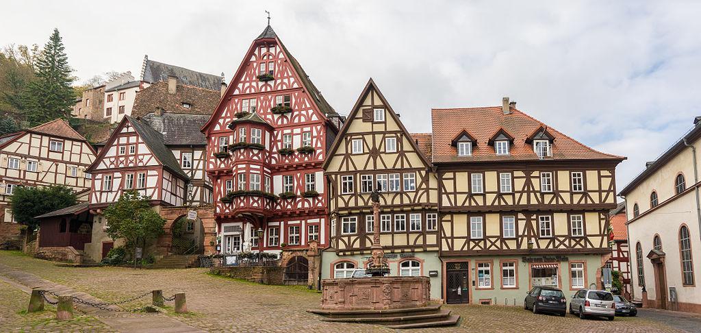 Historischer Marktplatz Miltenberg