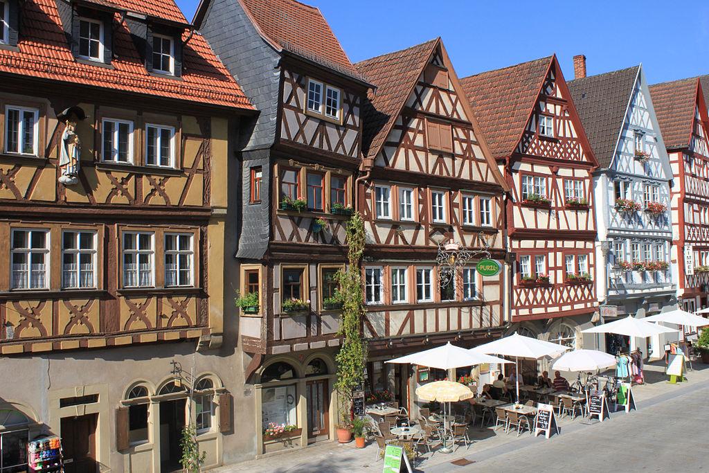 Altstadt Ochsenfurt