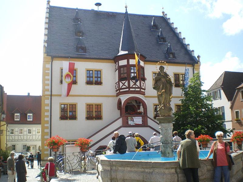 Rathaus Volkach