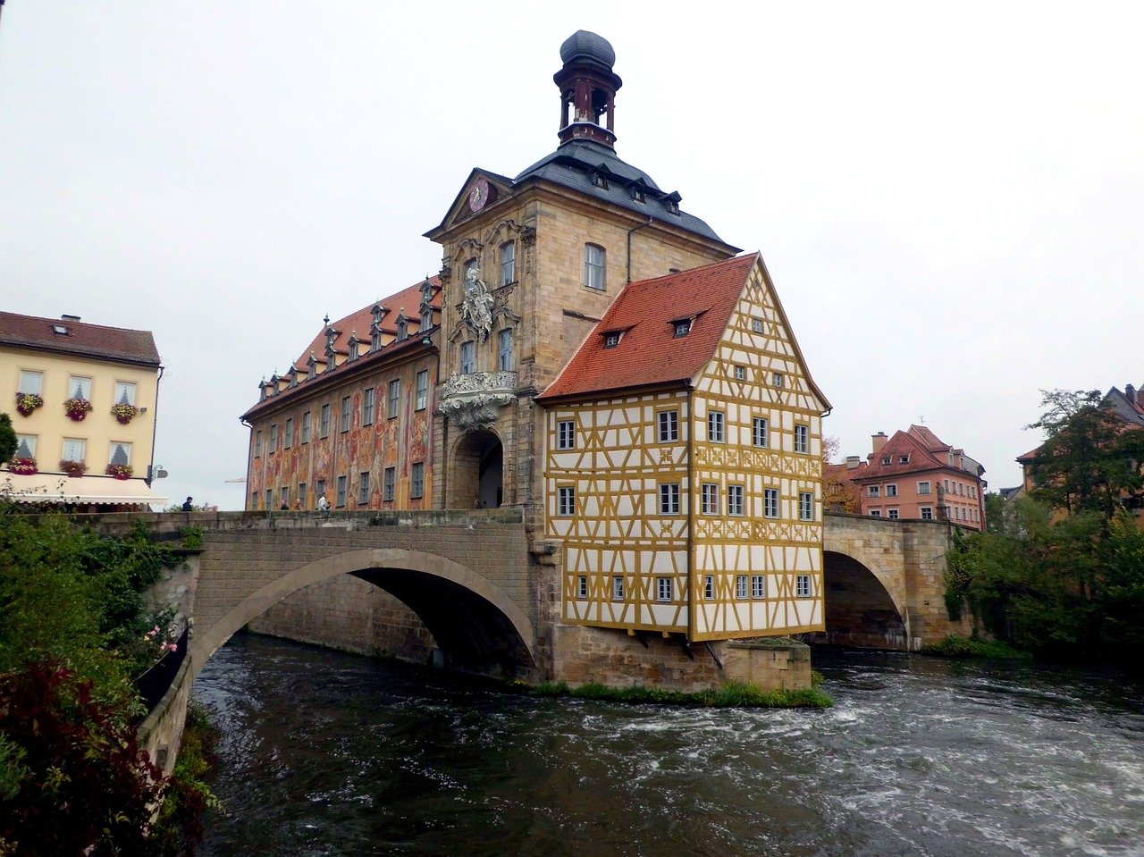 Altes Rathaus-bamberg