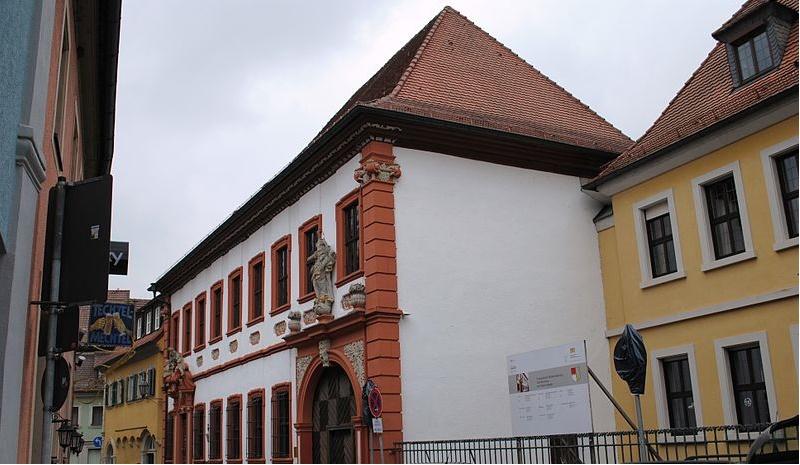 Schelfenhaus Volkach
